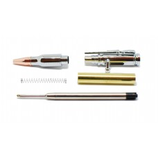 Bolt Action Pen Kit - Chrome
