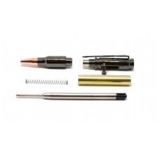 Bolt Action Pen Kit - Gun Metal