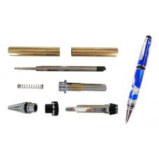 Cigar Pen Kit - Chrome