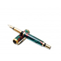 Junior Gentleman Fountain Pen Kit - Gold