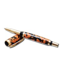 Junior Gentleman Rollerball Pen Kit - Gold
