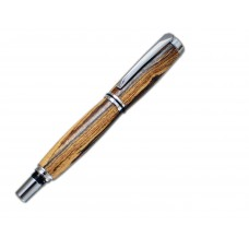 Junior Gentleman Rollerball Pen Kit - Chrome