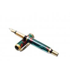 Junior Gentleman Fountain Pen Kit - Gold